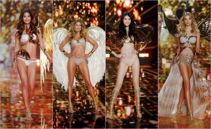 เปิดทำเนียบ 15 นางฟ้า Victoria's Secret ค่าตัวแพงระยับ