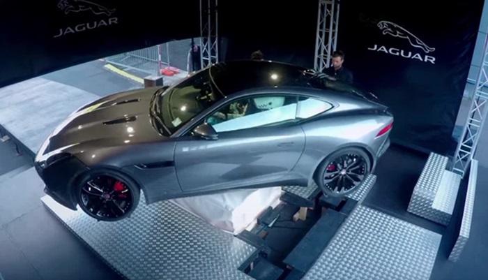 Jaguar เชิญคนมาพอประสบการณ์ Virtual Reality ที่สมจริงจนขนหัวลุก