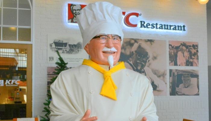 เมพขิง! รีวิวร้านบุฟเฟ่ต์ KFC สาขาแรกของญี่ปุ่น'ใหญ่ปัง'แค่ไหนไปดู