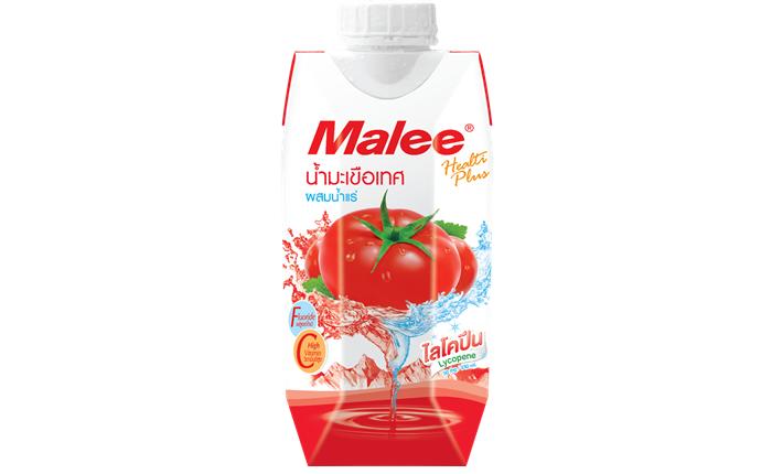 """มาลี เฮลติพลัส คลอดน้องใหม่ """"น้ำมะเขือเทศผสมน้ำแร่"""" อัดไลโคปีนจากธรรมชาติ ให้ผิวแลดูสวย สุขภาพดี แบบยกกำลังสอง"""