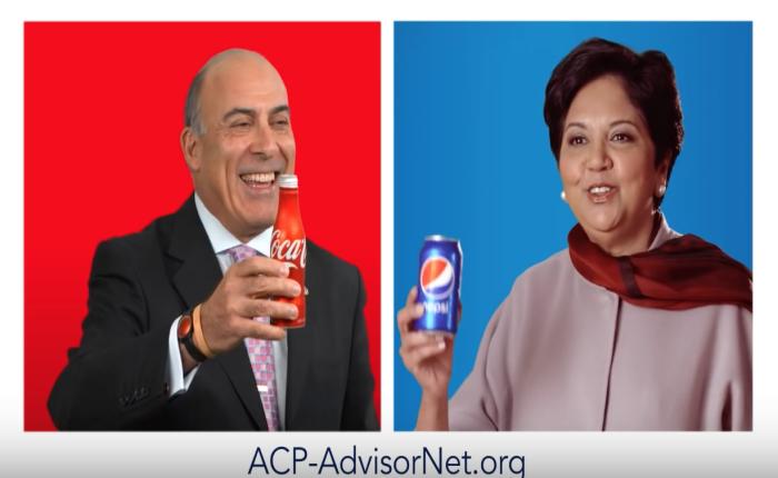 เมื่อ Coke กับ Pepsi สงบศึกชั่วคราว และจับมือกันทำบางสิ่งบางอย่าง