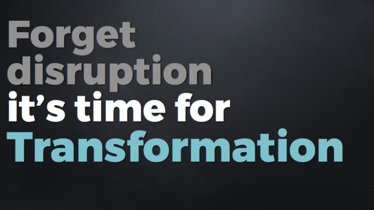 Digital Transformation การปรับเปลี่ยนเพื่ออยู่รอดของธุรกิจในอนาคต