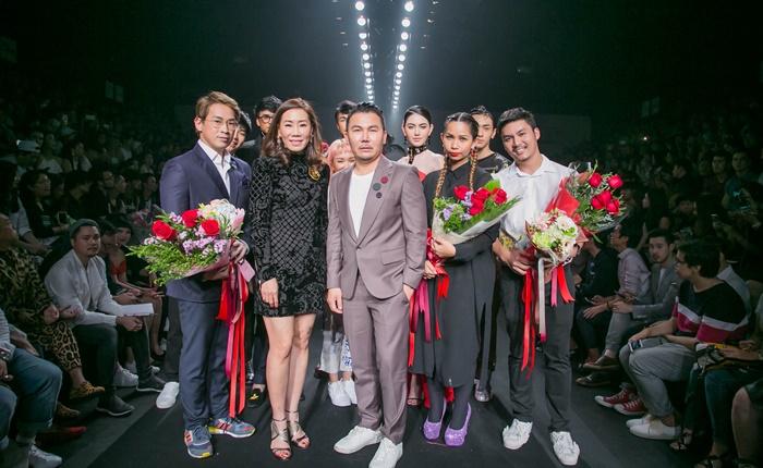 กลุ่มทรูสนับสนุนงาน สยามพารากอน บางกอก อินเตอร์เนชั่นแนล แฟชั่น วีค 2015