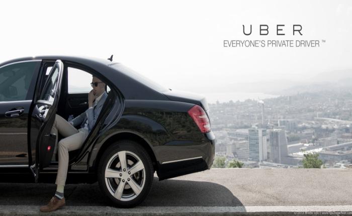UberX ได้ใจคนเมือง เติบโต 12 เท่า ใน 6 เดือน