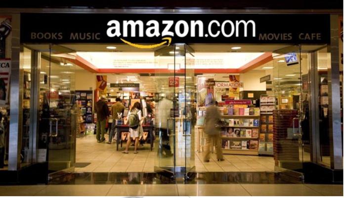 Amazon ตั้งร้านหนังสือแห่งแรกของแบรนด์ในสหรัฐ