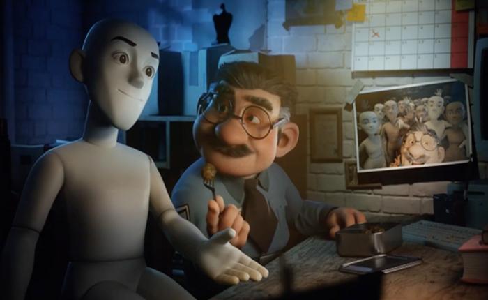 โฆษณาล็อตเตอรี่ ก็ทำให้ซึ้งได้ Leo Burnett Madrid พิสูจน์ฝีมือผ่านอนิเมชั่น Christmas Ad