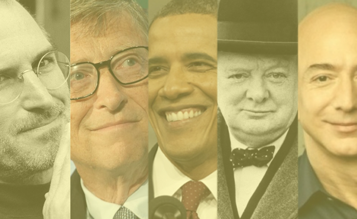 7 ผู้ทรงอิทธิพลของโลก กับการเริ่มเช้าวันใหม่ในแต่ละวัน