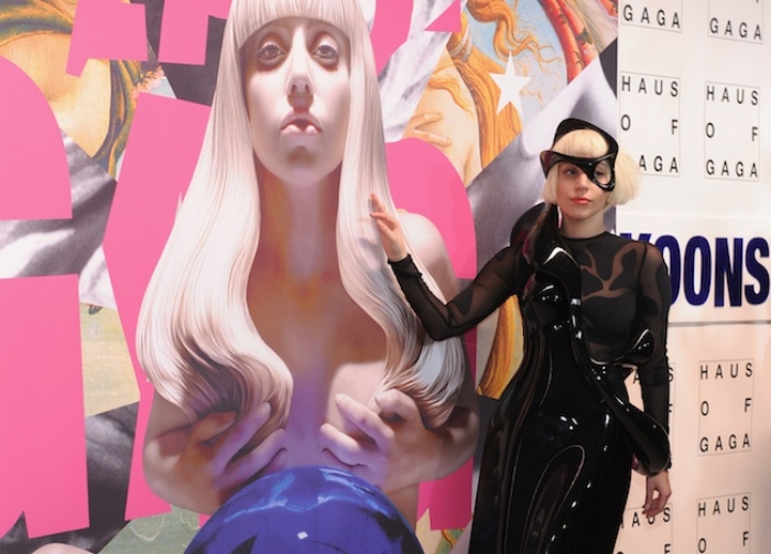 "Lady Gaga Presents ""artRave"" - Arrivals"