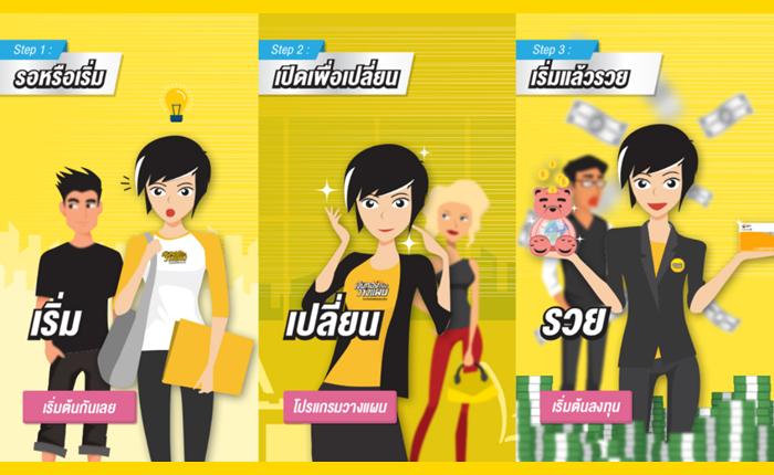 """กระแสออมเงินมาแรง ! กับ แคมเปญ """"เงินทองต้องวางแผน"""" จากตลาดหลักทรัพย์แห่งประเทศไทย"""