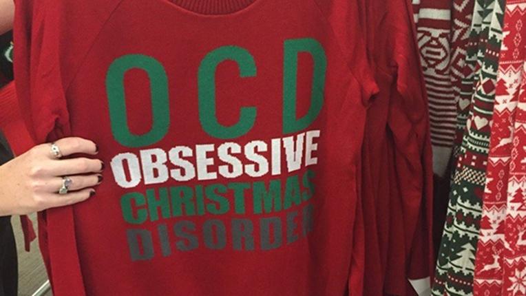 บทเรียนสำคัญ เมื่อห้าง Target เจอกระแสต้านลายเสื้อสเวทเตอร์ ไม่ให้เกียรติผู้ป่วย OCD