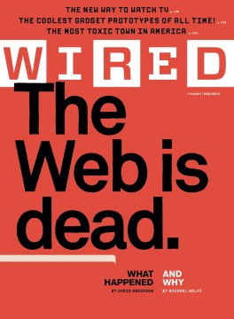the-web-is-dead