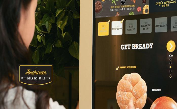 แมคฯฮ่องกงเปิด Concept Store ใหม่ให้ลูกค้ากดจอเสกมื้ออาหารของตัวเอง