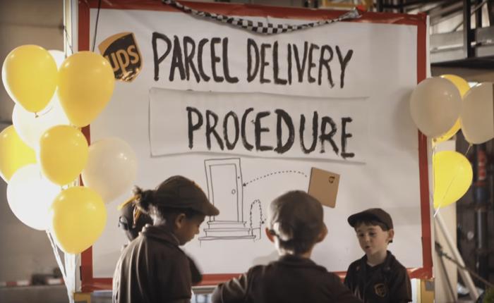 UPS ขยายความสุขต่อเนื่องสานฝันเด็กกลุ่มใหม่ให้ได้เป็นคนส่งพัสดุอย่างที่ฝัน