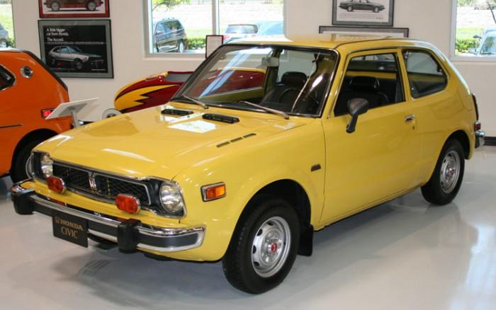 Honda Civic - 1975