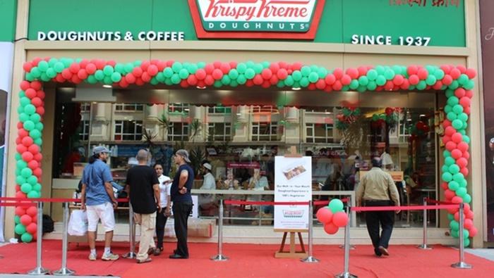 Krispy Kreme_Powai launch (2)