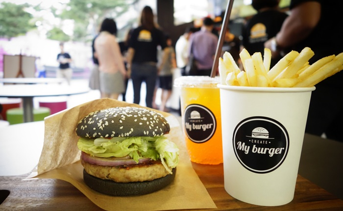 แมคโดนัลด์ เปิดตัว My burger มอบประสบการณ์ใหม่ ให้ลูกค้าได้ลิ้มลองพรีเมี่ยมเบอร์เกอร์ได้ตามที่ใจต้องการ