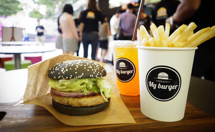 My Burger สั่งเบอร์เกอร์ตามใจคนกิน พลิกมิติอาหารฟาสต์ฟู้ด