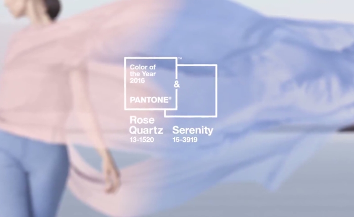 PANTONE ประกาศ 2 โทนสีมาแรงประจำปี 2016