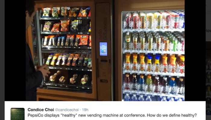 Pepsi เตรียมสร้างแบรนด์ใหม่-เน้นขายสินค้าเพื่อสุขภาพในตู้กดอัตโนมัติ