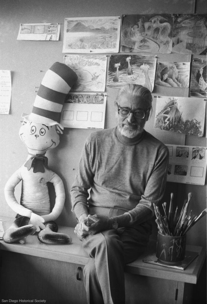 UT-88_N3646b-9A-Dr.-Seuss-with-drawings-1976_w