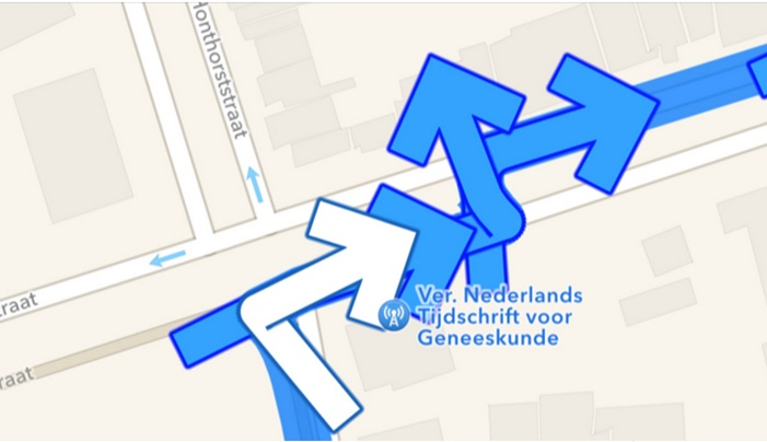 Apple Maps กำลังจะมาแรง-ผู้ใช้ให้การตอบรับดี