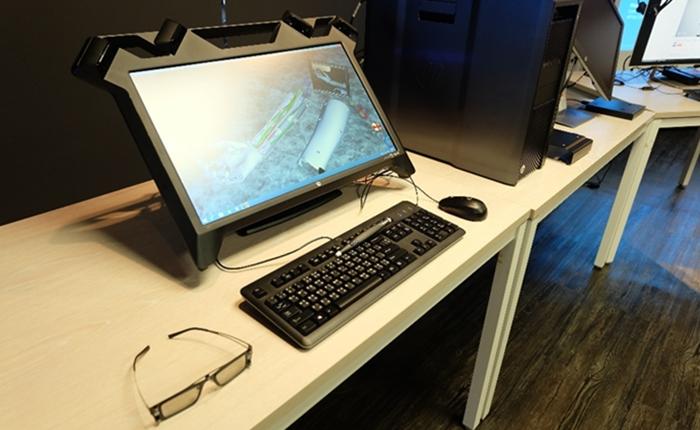 ครั้งแรกในไทย HP เปิดตัว จอภาพ 3 มิติเสมือนจริง และหน้าจอ Ultra Wide Curved กว้าง 34 นิ้ว