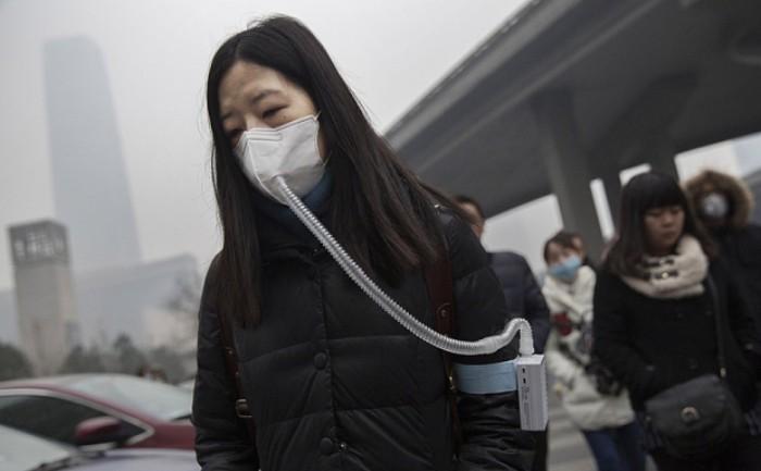 เมื่อ 'อากาศอัดกระป๋องจากเทือกเขาร็อกกี้' เป็นที่ต้องการในจีน