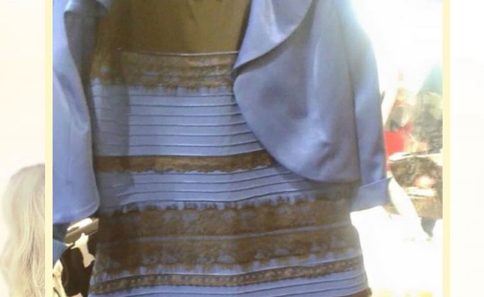 color of the dress