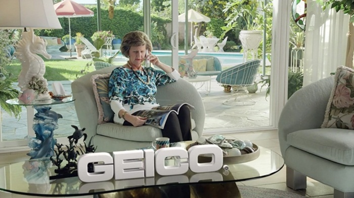 Geico ส่งคุณแม่ป่วนลูกชาย-เล่นดีจนต้องมีคลิปเสริม