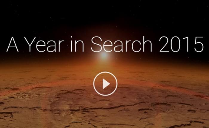 รู้ผลในไทยแล้ว ตามไปดูผล Google สิ่งที่คนทั่วโลกสนใจตลอดปี 2015