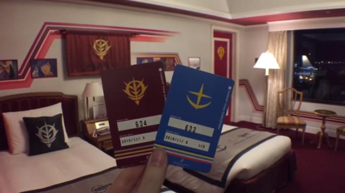 แจ่ม! โรงแรมญี่ปุ่นส่งห้องพักธีม Gundam Suite เอาใจแฟนๆ
