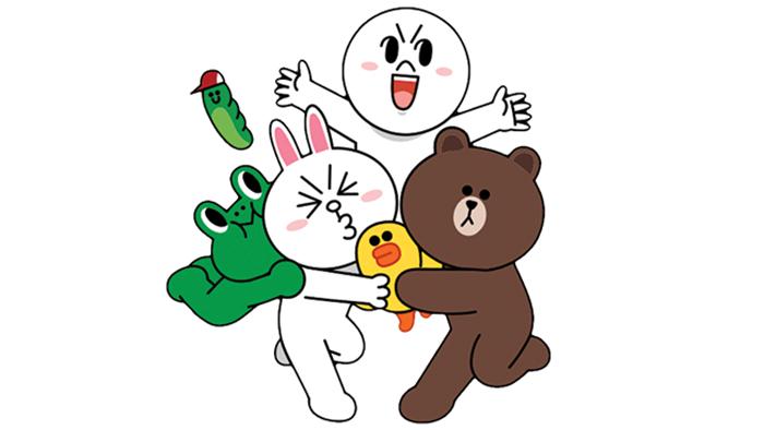 line-friends