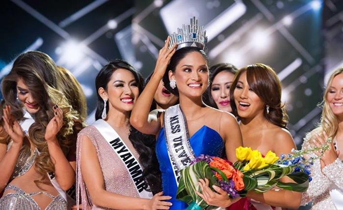 ดราม่านางงามทำแฮชแท็ก #missuniverse ขึ้นอันดับ 1 ในหลายประเทศ แบรนด์-เพจดังร่วมเกาะกระแส