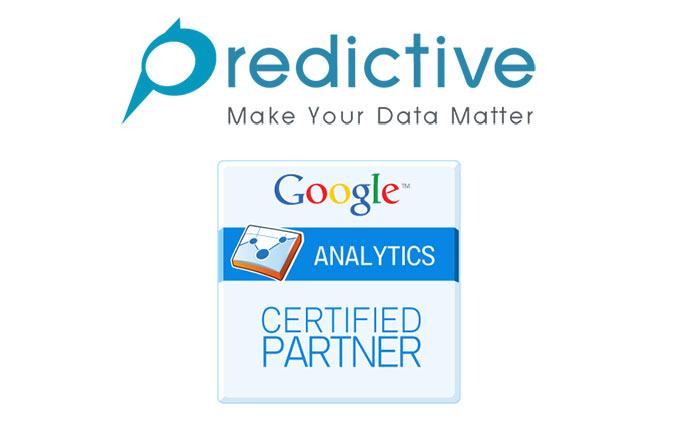 Predictive มาแรง! รับบทพันธมิตรตัวแทนจำหน่าย Google Analytics Premium อย่างเป็นทางการ