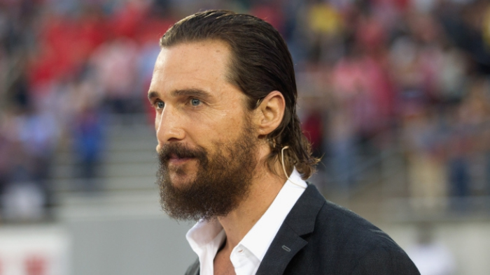 Academy Award-Winning Actor Matthew McConaughey University Of Houston Commencement Address
