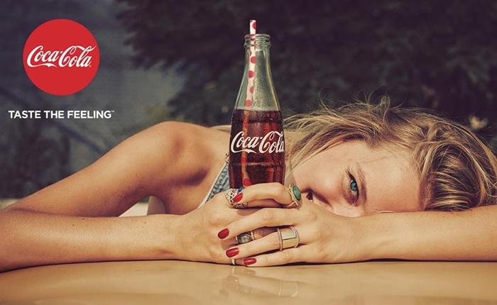 """โคคา-โคลา เปิดตัวแคมเปญ """"Taste the Feeling"""" ย้ำทำไมคนทั่วโลกถึงรักแบรนด์"""