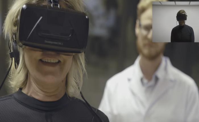 นีเวียทำซึ้ง เข้าใจความรู้สึกรักผ่านผิวสัมผัส ใช้แว่น VR พาแม่และลูกชายให้ได้กอดกันอีกครั้ง