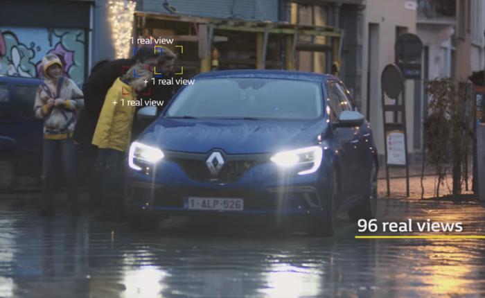 เรโนลท์ใช้เทคโนโลยีจดจำใบหน้า เช็กเรตติ้งคนมองรถใหม่ได้อย่างแม่นยำ