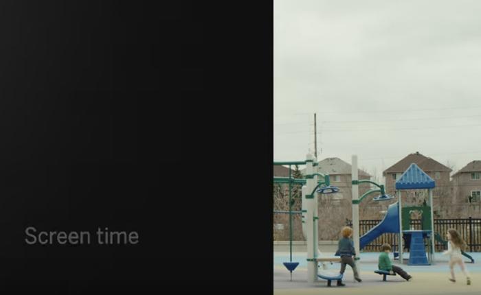 NGO โชว์ภาพน่ารักกระตุ้นให้เห็นว่าเราใช้เวลากับมือถือมากไป จนลืมออกไปออกกำลังกาย