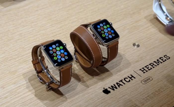 เปิดตัว Apple Watch รุ่น Hermes พร้อมวางขายในออนไลน์แล้ว