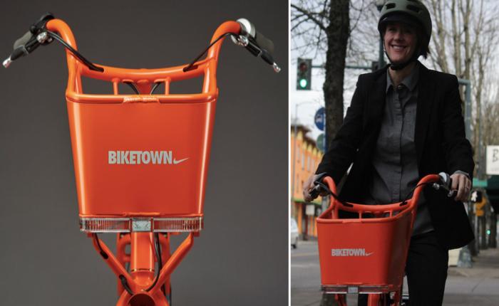 ไนกี้ลงทุนทำ CSR กระตุ้นคนออกกำลังกายด้วยโปรเจค Biketown จักรยานสาธารณะแบ่งกันใช้