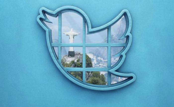 โฆษณาพาท่องเที่ยวบราซิลสุดเก๋า เอาสถานที่ดังๆ มาขังไว้ในโลโก้โซเชี่ยลมีเดีย