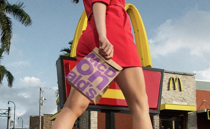 McDonald's เปิดตัวแพคเกจใหม่สำหรับปี 2016 เน้นความเรียบง่าย
