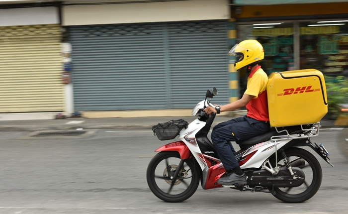 9. DHL eCommerce delivering parcels to consumers in Thailand-highlight