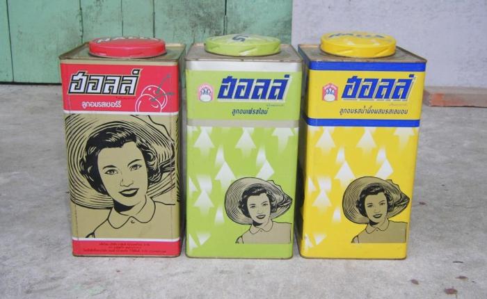 """""""ฮอลล์"""" เรื่องเล่าของลูกอมกลิ่นวินเทจ กับ การสร้างแบรนด์ในไทยที่คุณอาจไม่เคยรู้"""