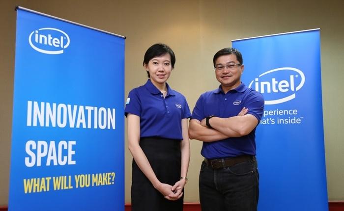 อินเทล มุ่งเพิ่มขีดความสามารถและพัฒนาศักยภาพด้านนวัตกรรมแก่เยาวชนไทย ผ่านโครงการ Innovation Space