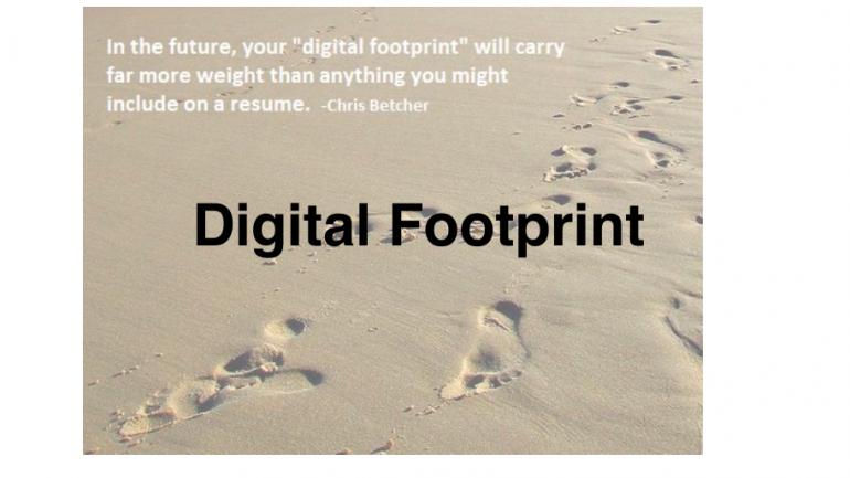 Digital Footprint ร่องรอยของคุณหรือแบรนด์ในโลกออนไลน์ที่ผลอย่างมาก