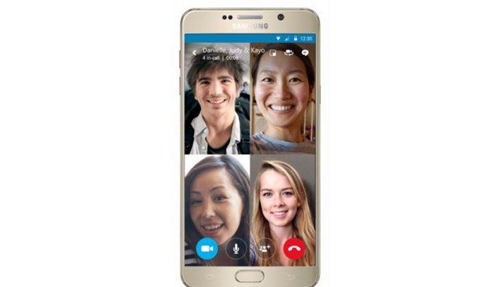 Skype เพิ่มฟีเจอร์ group video calls แล้ววันนี้