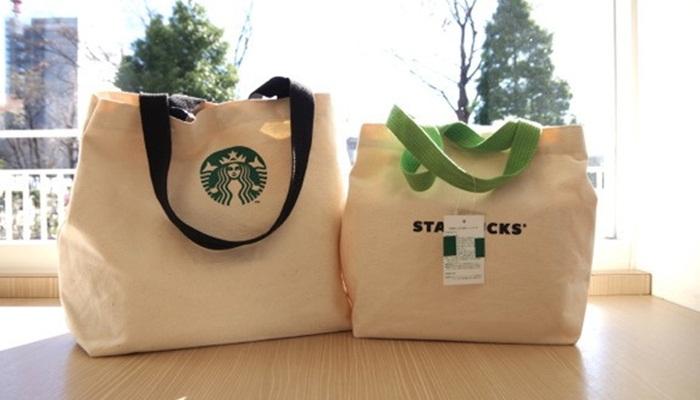 Starbucks Japan ออกกระเป๋าโชคดีปี 2016-มาเปิดถุงกันดีกว่าว่ามีอะไรอยู่บ้าง?