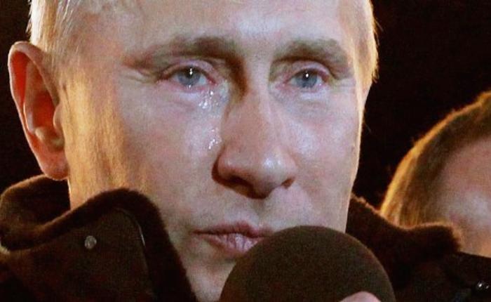 น้ำตา 8 ผู้นำระดับโลก ที่ไม่อาจสกัดกลั้นต่อหน้าสาธารณชน